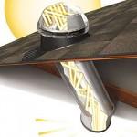 eclairage naturel conduits de lumi re produits. Black Bedroom Furniture Sets. Home Design Ideas