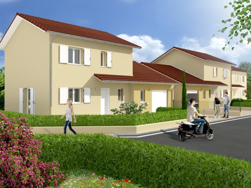 La conception bioclimatique en questionsbbc maison for Maison neuve isere