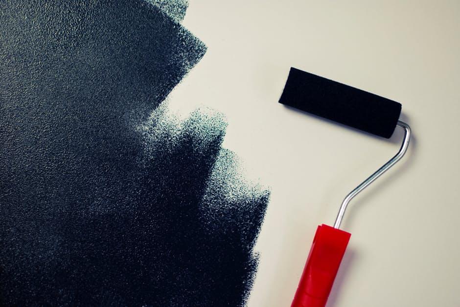 peinture-mur-rouleau